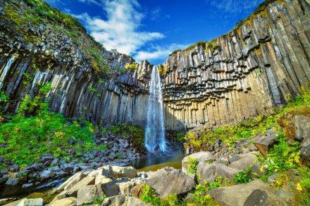 Svartifoss Iceland