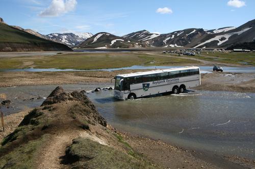 Landmannalaugar Tour