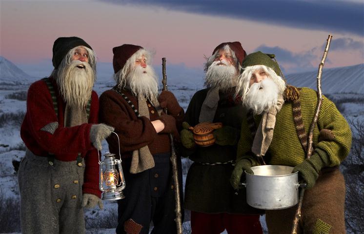 Jólasveinar - Icelandic Yule