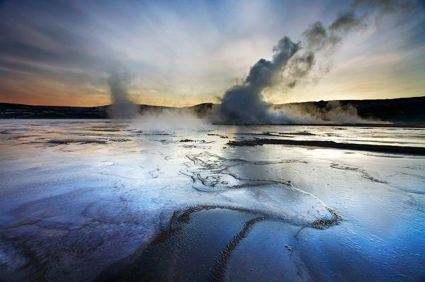 Gulf Stream Iceland