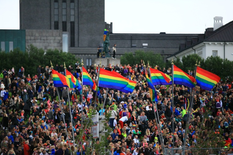 gay pride iceland