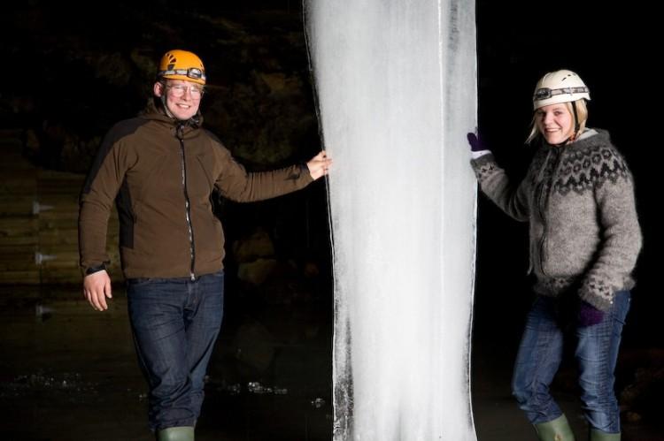 Lofthellir Ice Cave