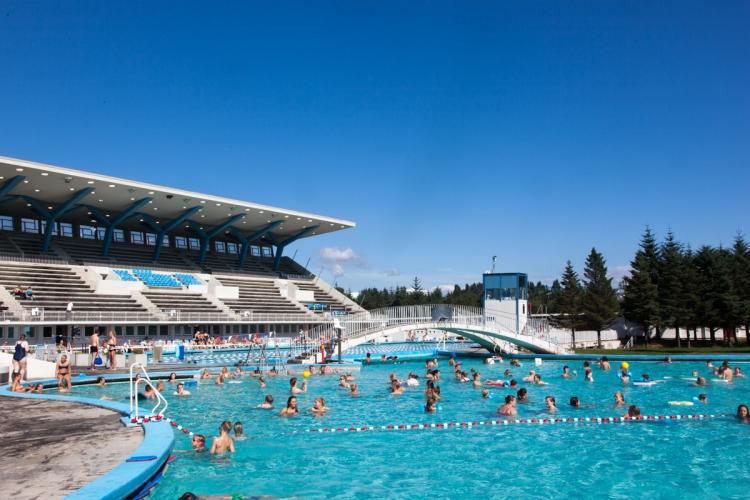 swimming pool reykjavik