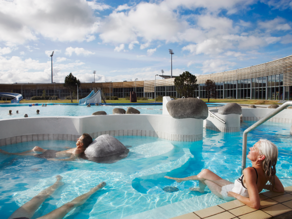Swimming Pool Iceland