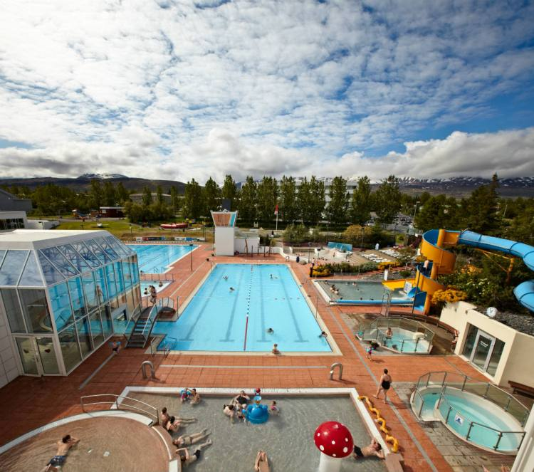Swimming Pools in Iceland