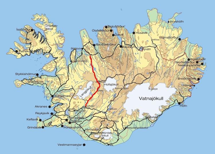 Kjölur Route