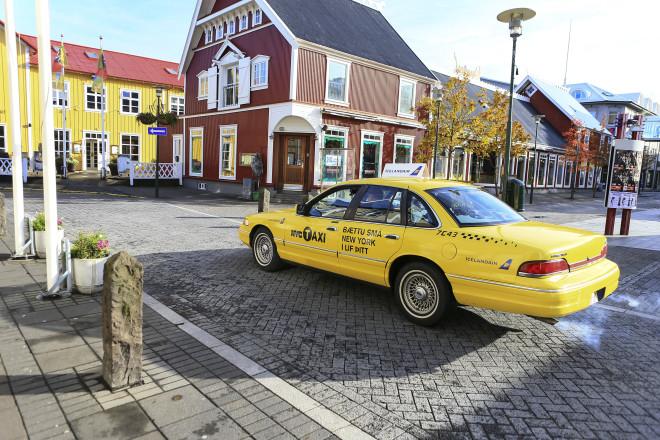 taxi reykjavik