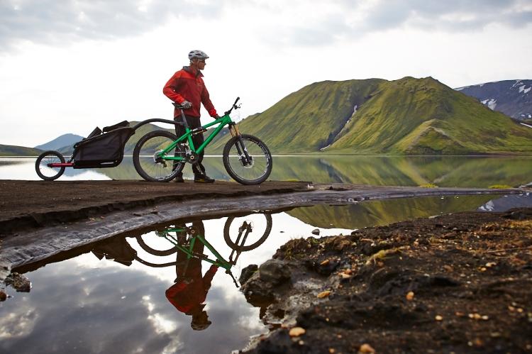 bike in iceland
